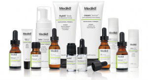 Medik8 products, facials